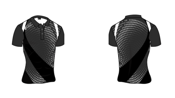 Childrens (Under 13) Rugby Leauge Style Jersey