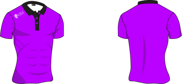 Purple t-shirt - Sports Teamwear Suppliers Australia